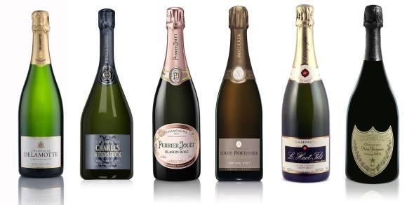 Gli champagne in degustazione a Carpi