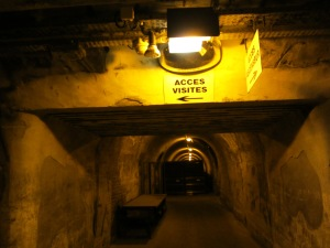 Maison G.H. Mumm - Le cave