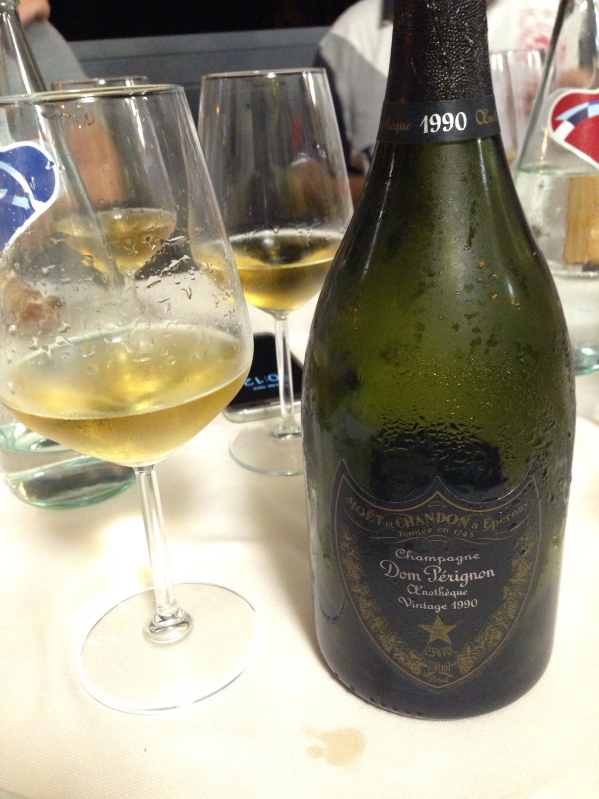 champagne vecchio e buono